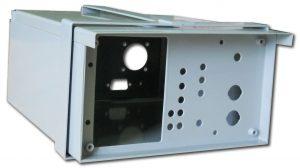 Корпус контролера металлический с гильзой
