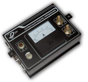 Модуль управления станциями катодной защиты