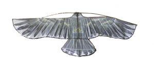 Отпугиватель птиц динамический КАНЮК - тыльная сторона