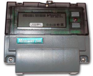Счётчик электроэнергии «МЕРКУРИЙ-200.02»